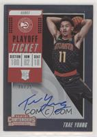 Variation - Trae Young /35 [EXtoNM]