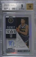 Variation - Michael Porter Jr. [BGS 9 MINT]