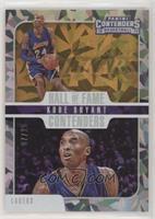 Kobe Bryant #/25