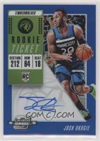 Rookie Season Ticket - Josh Okogie #/99