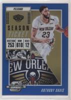 Season Ticket - Anthony Davis #/99