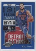 Season Ticket - Blake Griffin #/99