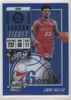 Season Ticket - Jimmy Butler /99