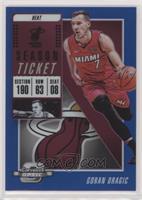 Season Ticket - Goran Dragic /99