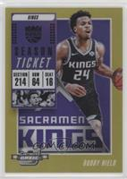 Season Ticket - Buddy Hield #/10