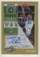 Rookie Variation Season Ticket - Josh Okogie /10