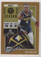 Season Ticket - Paul Millsap #/49