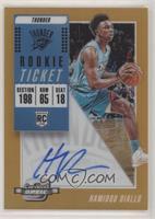 Rookie Season Ticket - Hamidou Diallo [EXtoNM] #/25
