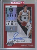 Rookie Season Ticket - Rodions Kurucs [Uncirculated] #/149