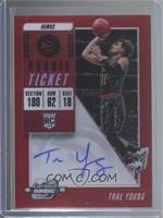 Rookie Season Ticket - Trae Young /149
