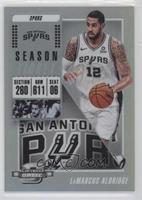 Season Ticket - LaMarcus Aldridge