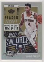 Season Ticket - Elfrid Payton