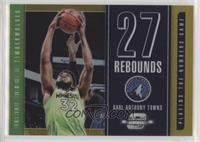 Karl-Anthony Towns #9/10