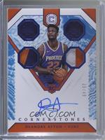 Rookie Cornerstones - Deandre Ayton #/49
