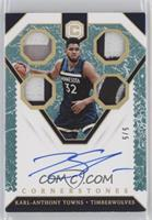 Karl-Anthony Towns [EXtoNM] #/5
