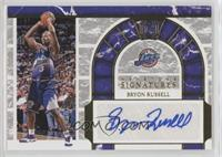 Bryon Russell #/129