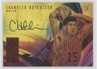 Chandler Hutchison #/99