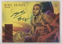 Mikal Bridges #/99