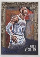 Russell Westbrook #/25