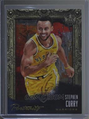 2018-19 Panini Court Kings - Portraits #25 - Stephen Curry /199