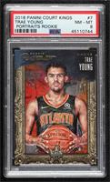 Trae Young [PSA8NM‑MT] #/199