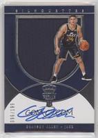 Rookie Silhouettes Autograph Jersey RPA - Grayson Allen /199