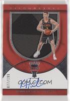 Rookie Silhouettes Autograph Jersey RPA - Kevin Huerter #77/199