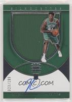 Rookie Silhouettes Autograph Jersey RPA - Robert Williams III #/199