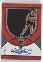 Rookie Silhouettes Autograph Jersey RPA - Anfernee Simons /199