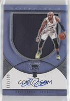 Rookie Silhouettes Autograph Jersey RPA - Jevon Carter #/199