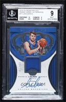 Luka Doncic [BGS9MINT] #/199