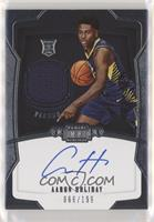 Rookie Jersey Autograph - Aaron Holiday #66/199