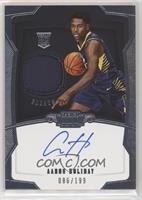 Rookie Jersey Autograph - Aaron Holiday /199