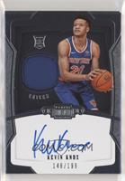 Rookie Jersey Autograph - Kevin Knox #/199