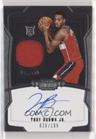 Rookie Jersey Autograph - Troy Brown Jr. /199