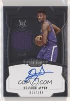 Rookie Jersey Autograph - Deandre Ayton #/199