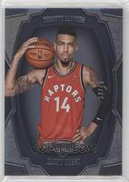 345afea9e00c Danny Green Serial Numbered Basketball Cards