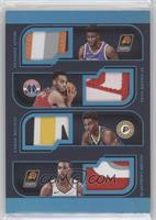 Deandre Ayton, Troy Brown Jr., Aaron Holiday, De'Anthony Melton #/1