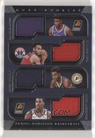 DeAndre Ayton, Troy Brown Jr., Aaron Holiday, De'Anthony Melton #/99