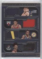 Grayson Allen, Chandler Hutchison, Aaron Holiday, Anfernee Simons #/99