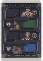 Michael Porter Jr., Robert Williams III, Jarred Vanderbilt, Hamidou Diallo #/99