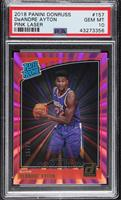 Rated Rookies - Deandre Ayton [PSA 10 GEM MT] #/79