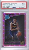Rated Rookies - Michael Porter Jr. /79 [PSA 9 MINT]