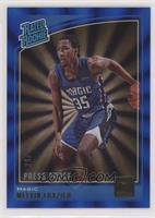 Rated Rookies - Melvin Frazier Jr. /49