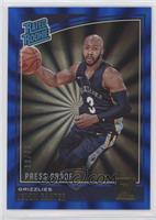 Rated Rookies - Jevon Carter /49