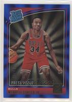 Rated Rookies - Wendell Carter Jr. #/49