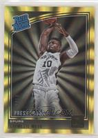 Rated Rookies - Chimezie Metu #/10