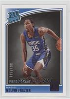 Rated Rookies - Melvin Frazier Jr. /199