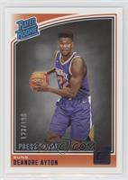Rated Rookies - Deandre Ayton /199