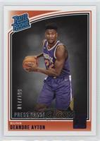 Rated Rookies - Deandre Ayton #/199